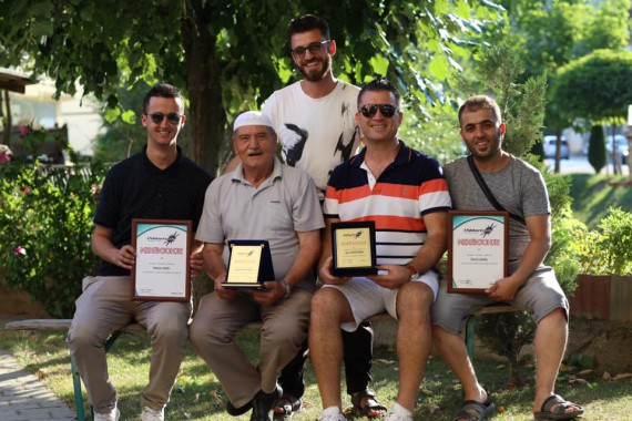 Mirënjohje për aktivistët e fshatit